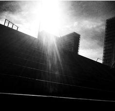 #paris #BFM #blackAndWhite #sun #pics