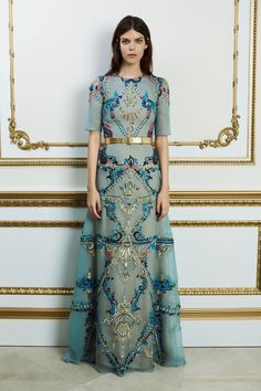 Reem Acra Spring 2018 Ready-to-Wear Undefined
