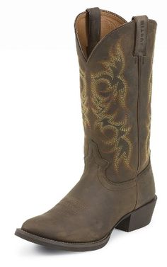 Justin Boots #2551 SORREL APACHE... want