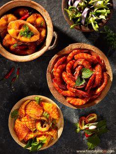 Photograph by: Wing Chan at BITE Studio Food Stylist: Bùi Lý Tiến Nguyên