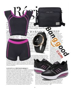 """""""Banggood V/7"""" by m-sisic ❤ liked on Polyvore featuring Anja"""