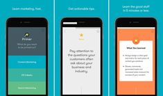 Google has launched a new iOS app, called Primer, to help startups with their marketing efforts.
