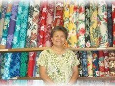 Vicky's Fabrics in Kapaa.    Hawaiian Fabrics, Notions, Patterns, Quilting Kits, & Gifts.    Mon-Sat 9-5  (808) 822-1746