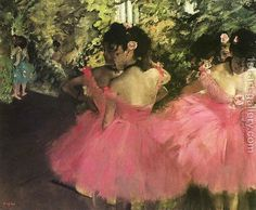 Dancers-In-Pink.jpg 600×494 pixels