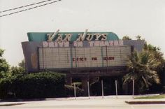 Van Nuys Drive-In Theatre, San Fernando Valley