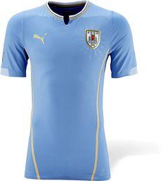 1º uniforme - Uruguai