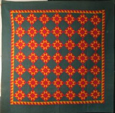 Star of the East Antique Mennonite Quilt, PA