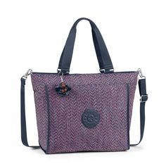 Bolso Kipling New Shopper L 16659 34K 69.90€ www.caloriol.com
