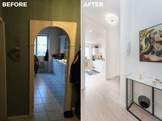 Hall | Before & After Malmhattan 3 of 5 #hall #beforeandafter #malmhattan #malmö #malmo #föreochefter
