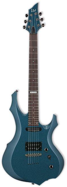LTD F-10 Electric Guitar Starter Kit | Includes Gig Bag!