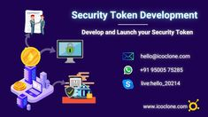 Many Cryptopreneurs believe in the #Securitytoken because of its reliability. Are you planning to develop your own security token? If yes, Check out this link and learn more... #cryptocurrency #cryptotrading #securitytoken #securitytokendevelopment #securitytokenoffering #entrepreneurs #startups Security Token, Link And Learn, Startups, Cryptocurrency, Product Launch, How To Plan, Learning, Create, Check
