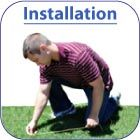 Installation and training for invisible dog fence