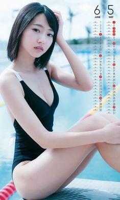 Rena Takeda - Young Jump 2016 No6-7