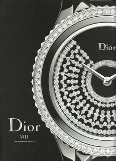 New dior watch
