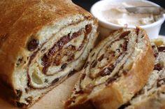 Sprinkles of Parsley: Cinnamon Raisin Bread