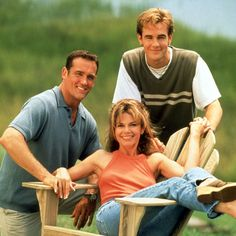 Mary-Margaret Humes and John Wesley Shipp attended 'Dancing With the Stars' to cheer on their TV son James Van Der Beek. Favorite Son, Favorite Tv Shows, Dawson's Creek Cast, James Van Der Beek, Morning Tv Shows, John Wesley Shipp, Tv Moms, R5 Band, Mary Margaret