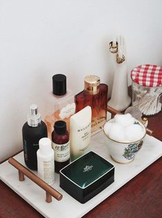 Marble Tray | Almost Makes Perfect