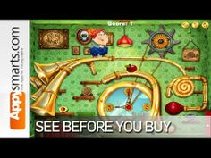 Alph and Betty's Topsy Turvy World by Electric Circus - video review/gameplay - YouTube