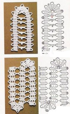 Learn How To Crochet Bruges Lace - Best Knitting Irish Crochet Patterns, Crochet Doily Diagram, Crochet Motifs, Freeform Crochet, Crochet Chart, Crochet Designs, Crochet Doilies, Crochet Lace, Knitting Patterns
