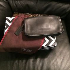 """I just discovered this while shopping on Poshmark: Coach Clutch. Check it out!  Size: 8""""L x 4.5"""" H x 1""""D"""
