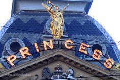 Princess Theatre | Melbourne Neon | adonline.id.au