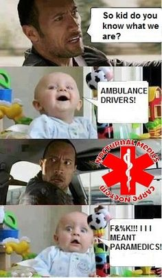 Not In My Ambulance