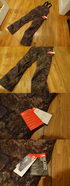 Snow Pants and Bibs 36261: New The North Face Anchor Bib Camoflage Winter Pants Size Small S Ski Snowboard -> BUY IT NOW ONLY: $109.99 on eBay!