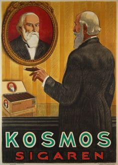 Original Vintage, Retro Vintage, Advertising Poster, Vintage Posters, The Originals, Madison Avenue, Painting, Smoking, Dreams