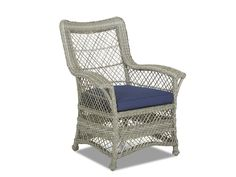 Klaussner Outdoor Outdoor/Patio Willow Dining Chair