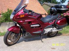 Honda Pan European ST1100 Cars And Motorcycles, Motorbikes, Honda, Vehicles, Red, Old Motorcycles, Rolling Stock, Motorcycles, Motors