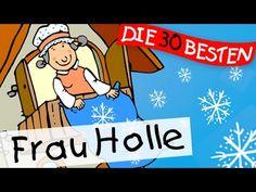 Frau Holle - Weihnachts- und Winterlieder zum Mitsingen || Kinderlieder - YouTube Ribbon Cards, Youtuber, Vintage Fairies, Digital Collage, Collage Sheet, Winter Christmas, Kids And Parenting, Literacy, Back To School