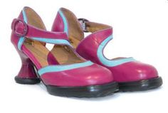 Mini Elif — SF Haight Street store limited edition colourway (magenta/teal/lilac)