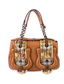 Fendi Embellished B. Bag