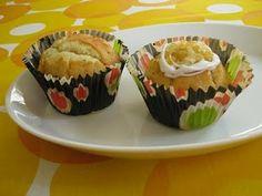 Itse tehdyt kardemumma-valkosuklaa muffinssit