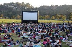 Here is a list of our favorite outdoor movie screenings in the city that take place at spacious parks, drive-ins and restaurant garden patios.