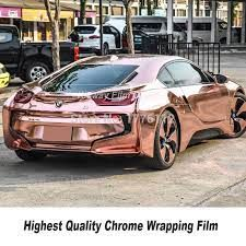 rose gold chrome - Google Search Plus Size Boho Clothing, Vinyl Wrap Car, Rose Gold Chrome, Chrome Cars, Audi, Bmw, Blue Mirrors, Cheap Cars, Car Wrap
