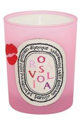 diptyque 'Rosaviola' Scented Candle (Limited Edition)