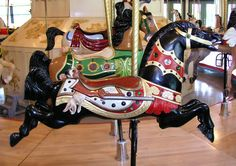 1912 Parker Carousel at Burnaby Village Museum Burnaby, BC Parker Outside Row Jumper National Carousel Association Logo © Gary Nance Date of picture: July 2006 Carosel Horse, Wooden Horse, Work Family, Painted Pony, All The Pretty Horses, Animal 2, Wishing Well, Types Of Art, Vintage Ads