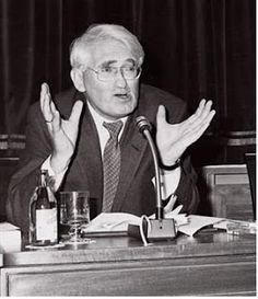 Jürgen Habermas   Filosofia de la buena vida. Hemeroteca. 1998