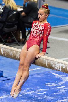 Shes got leggs ! Gymnastics Costumes, Gymnastics Poses, Amazing Gymnastics, Acrobatic Gymnastics, Gymnastics Photography, Gymnastics Outfits, Gymnastics Pictures, Sport Gymnastics, Artistic Gymnastics