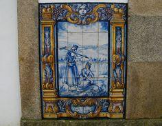 Painel de Azulejos - Leça do Balio (8)