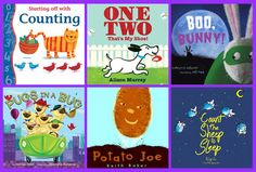 Storytime Ideas for Children- Counting