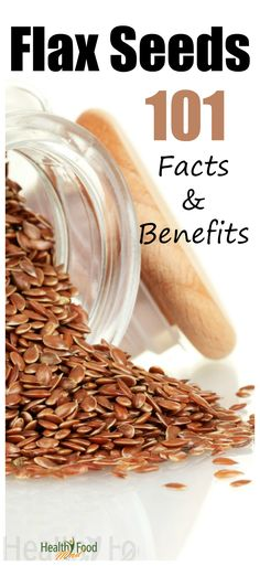 Flax Seeds Will Work Wonders on Your Health! | Healthy Food Mind