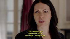 "The show touches upon one of the most important lady-loving life lessons: | 11 Ways ""Orange Is The New Black"" Is Doing It Right"