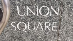 Adventures in Weseland: The Heart of San Francisco:Union Square Plaza