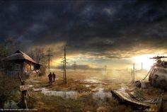 paisajes pos apocalipticos