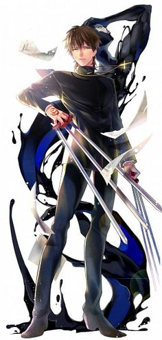 Kotomine Kirei   _Fate/Zero