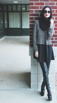 Kendyl Aurora in Muslim Women Fashion, Islamic Fashion, Modest Fashion, Fashion Outfits, Ideas Hijab, Hijab Trends, Street Hijab Fashion, Casual Hijab Outfit, Hijabs