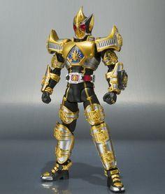 S.H Figuarts Kamen Rider Blade King Form
