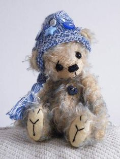 Jeorg by By Gyll's Bears | Bear Pile